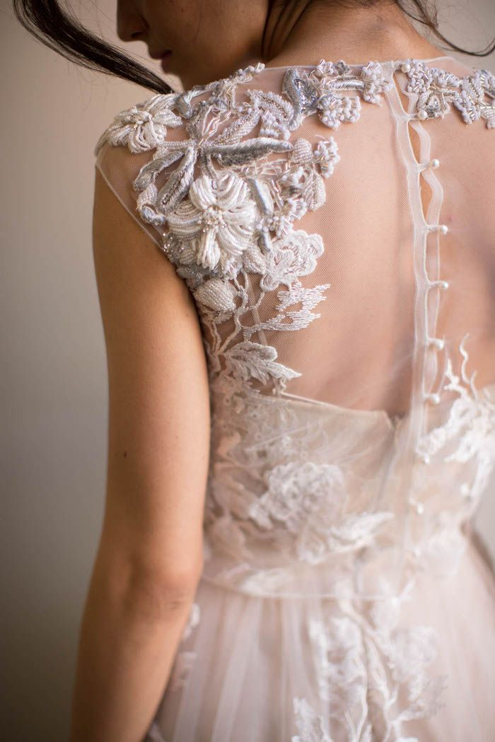 Lovely Bride's Incredible Limor Rosen Bridal Gowns