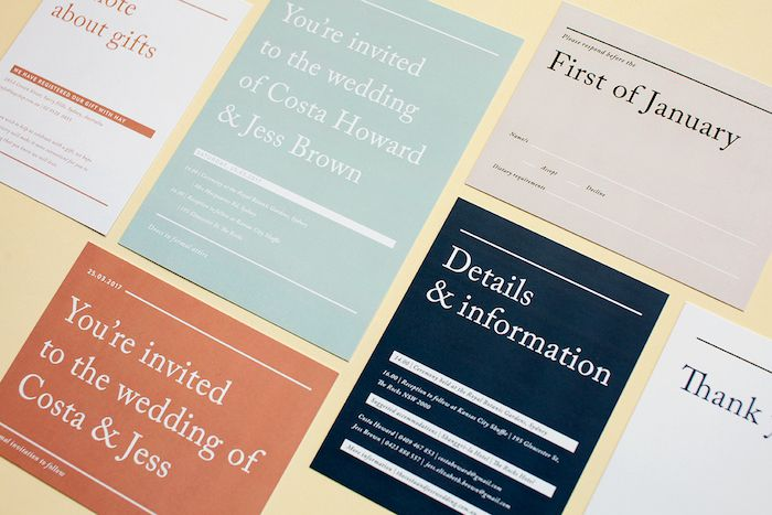 Find Our Favorite Wedding Invitations Online from Paperlust