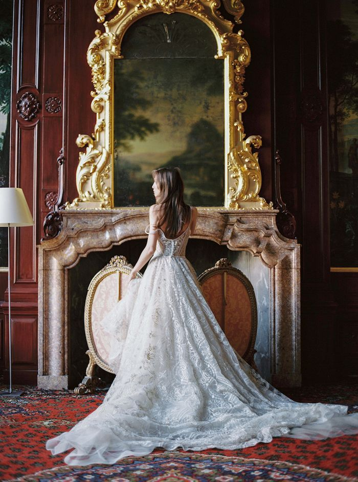 Glamorous Wedding Photography Inspiration from Amsterdam