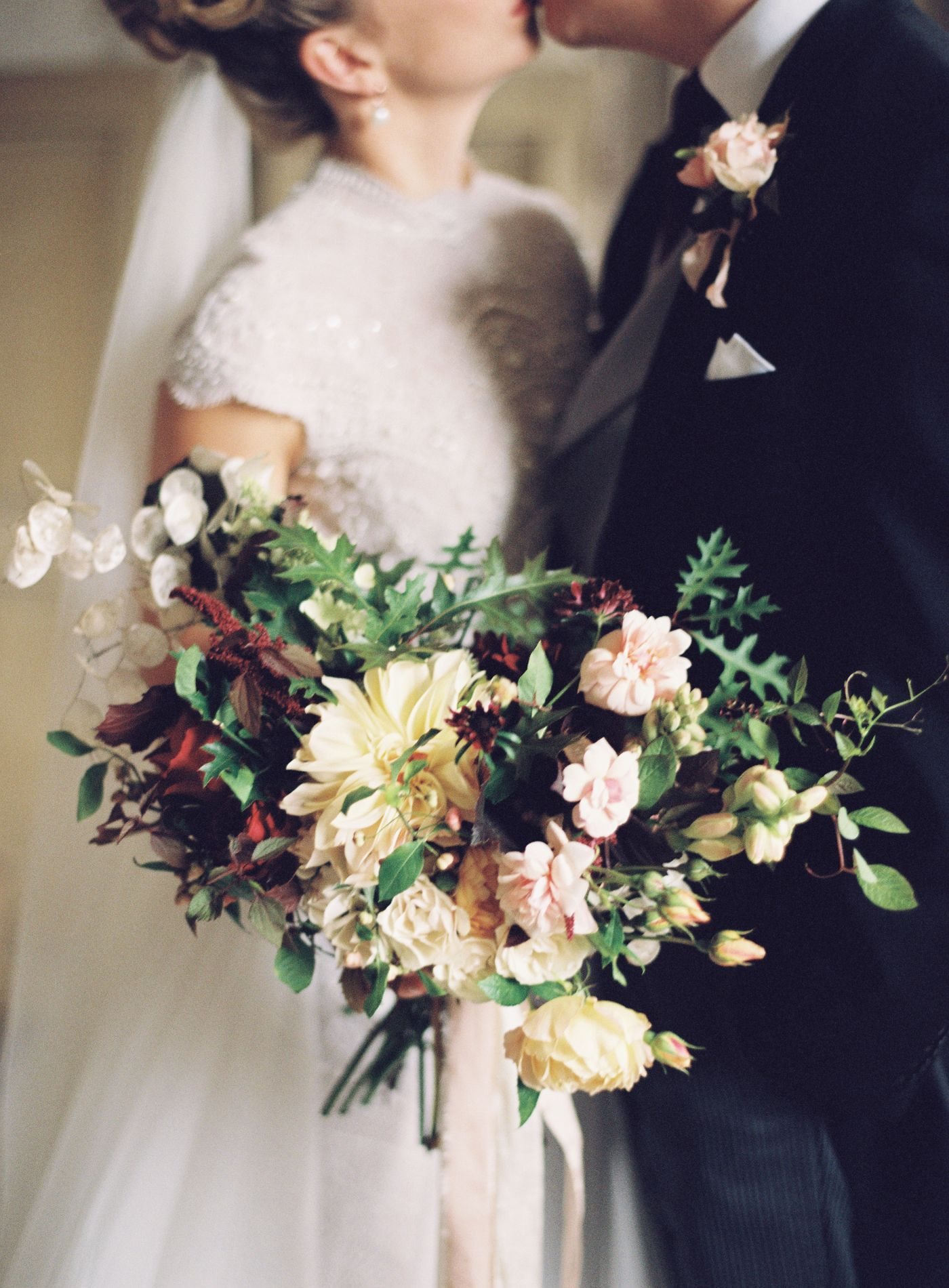 Dutch Masters Inspired Autumn Wedding In England Once Wed