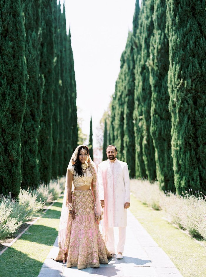 Colorful Multicultural Wedding in Beverly Hills