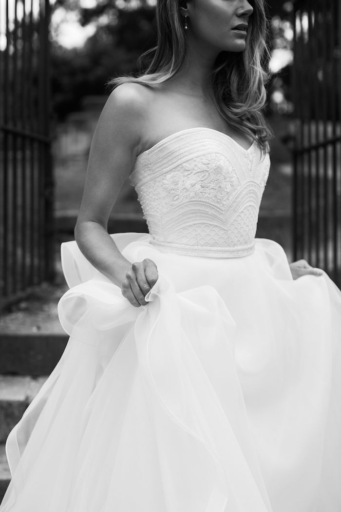 Luxurious Bridal Gowns for 2017 by Karen Willis Holmes