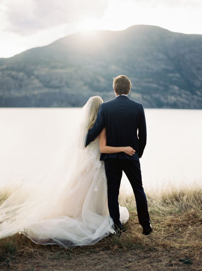 Peaceful Winery Wedding in Canada