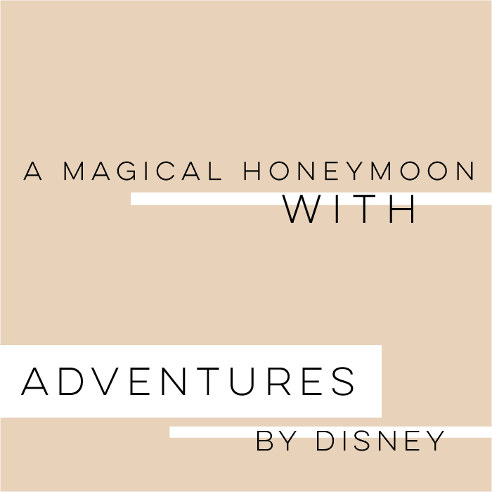 Magical Honeymoons from Adventures by Disney