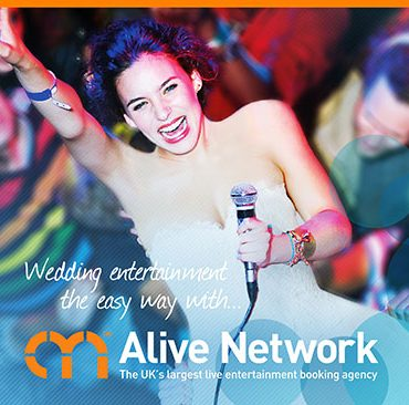 Uploaded vendor image Alive Network Entertainment Agency 0