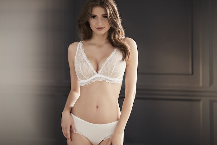 13e7b3a46 The Perfect Lingerie to Wear Under Your Wedding Dress - Once Wed