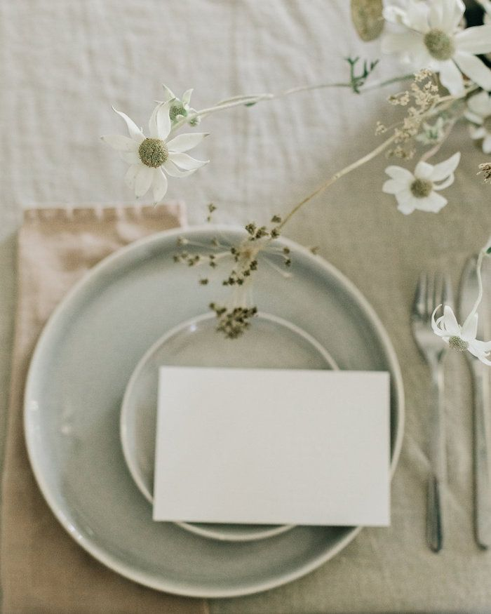 Light and Airy Winter Wedding