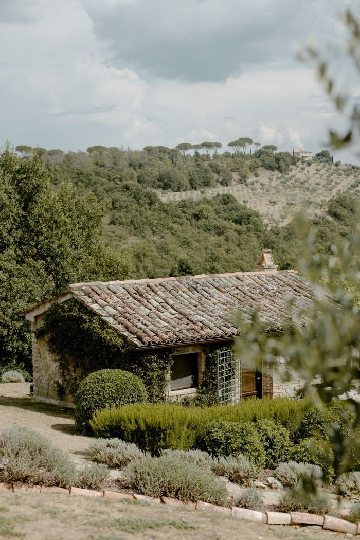 Picturesque Wedding In Umbria Italy