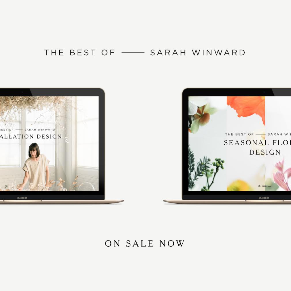 Learn Installation and Seasonal Floral Design from Sarah Winward