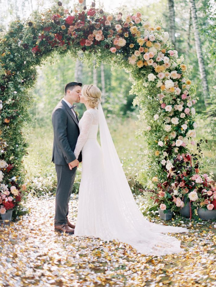How To Make Your Outdoor Ceremony and Reception Perfect