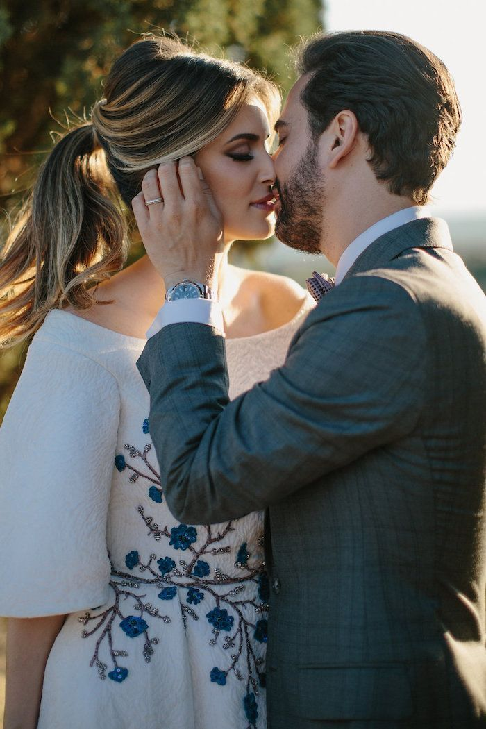 Intimate and Refined Destination Wedding in Italy