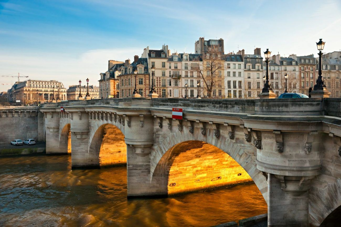 Pont Neuf, Ile de la Cite, Paris – France