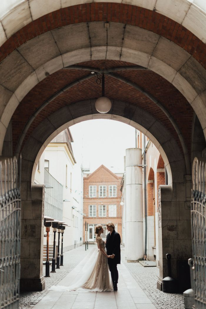 Love In Historic Malmo