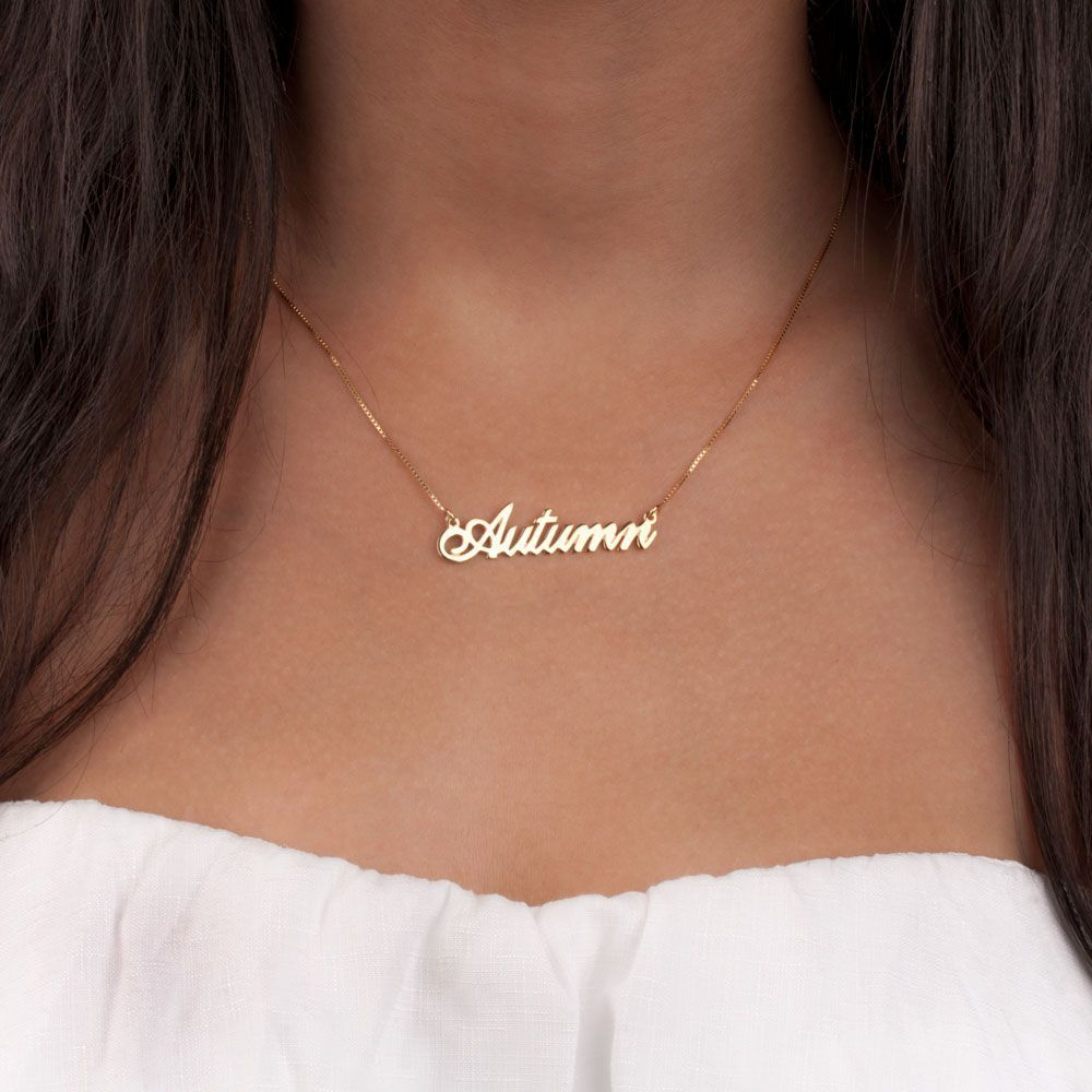 Personalized Bridesmaid Gifts From oNecklace