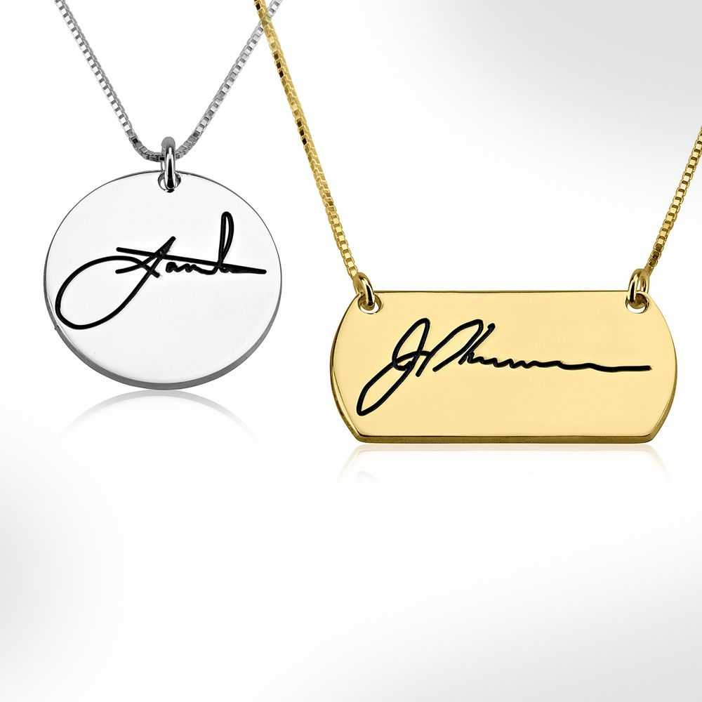 Signature Necklaces