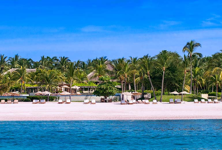 A Bespoke Destination Wedding Experience At St. Regis Punta Mita