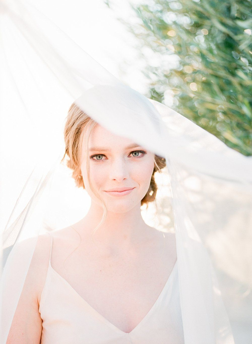 Creating A Stunning Bridal Shoot