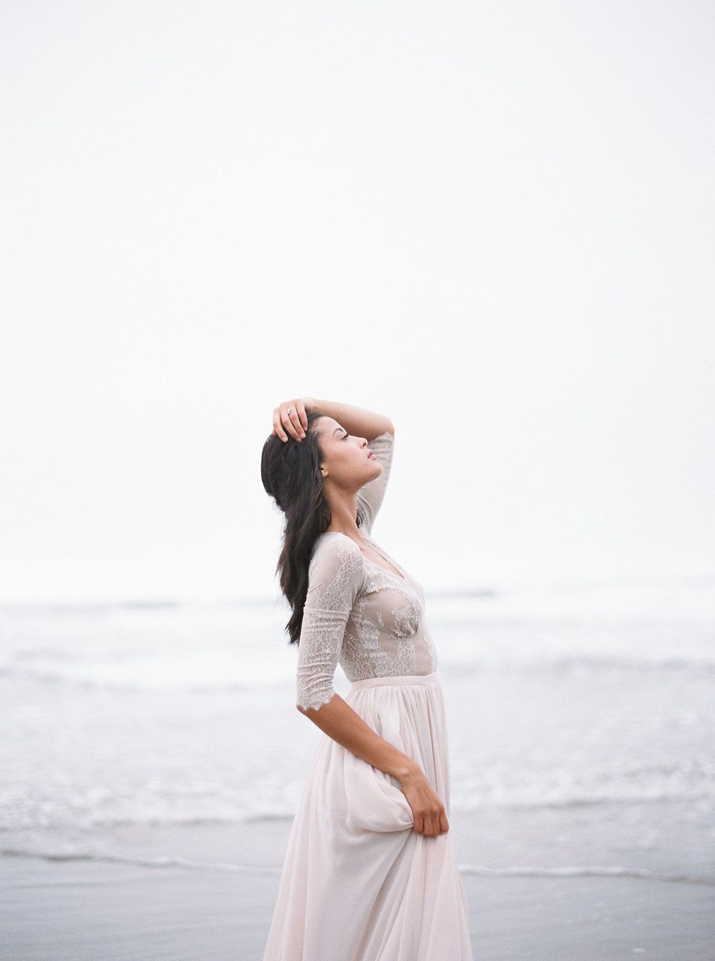 Dreamy Sunset Wedding On The Oregon Coast