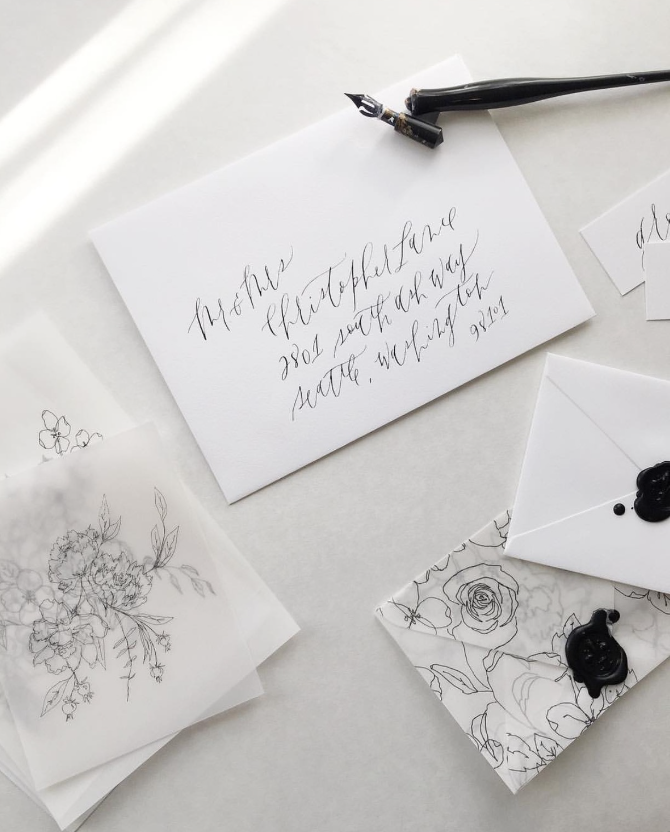 Free Class From If I Made: Fine Art Wedding Invitations, From Start to Finish