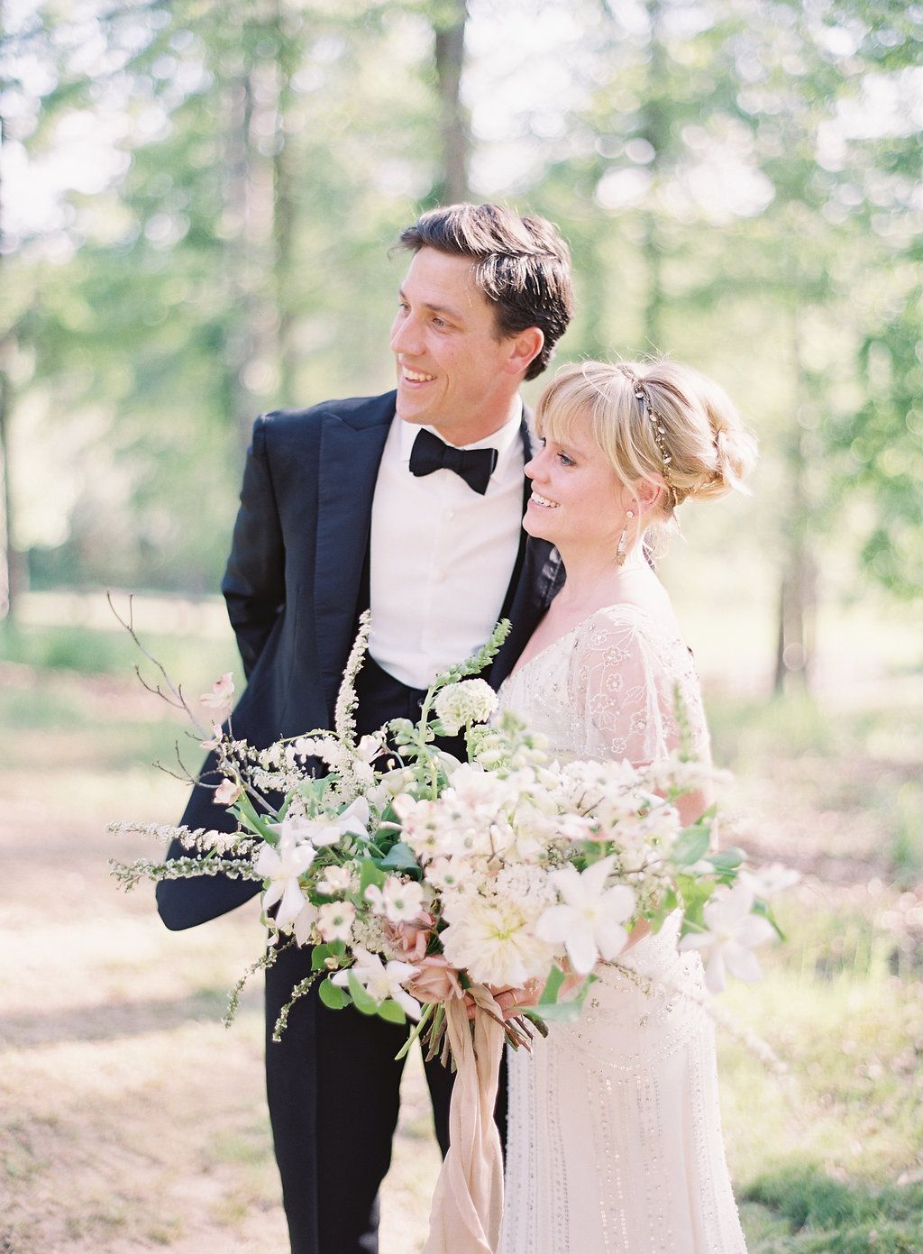 A Perfect Outdoor Wedding At The Family Farm