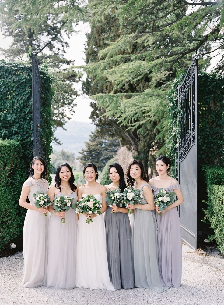 Gorgeous Organic Tuscany Wedding