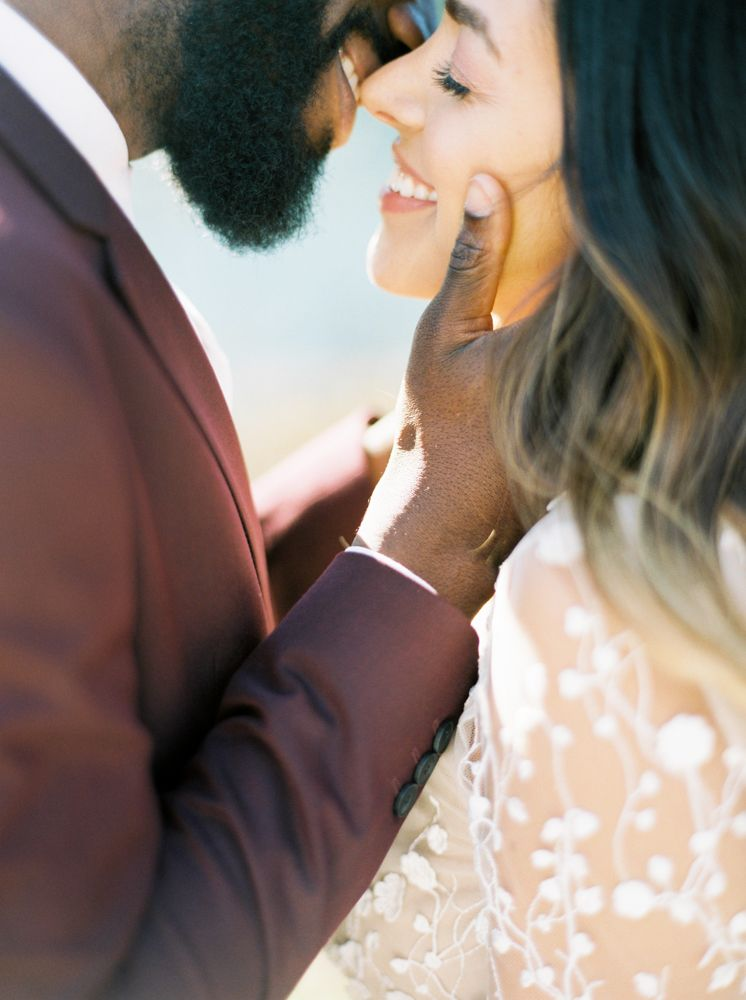 Wedding Shoot Inspired By Adventuresome Engaged Couple