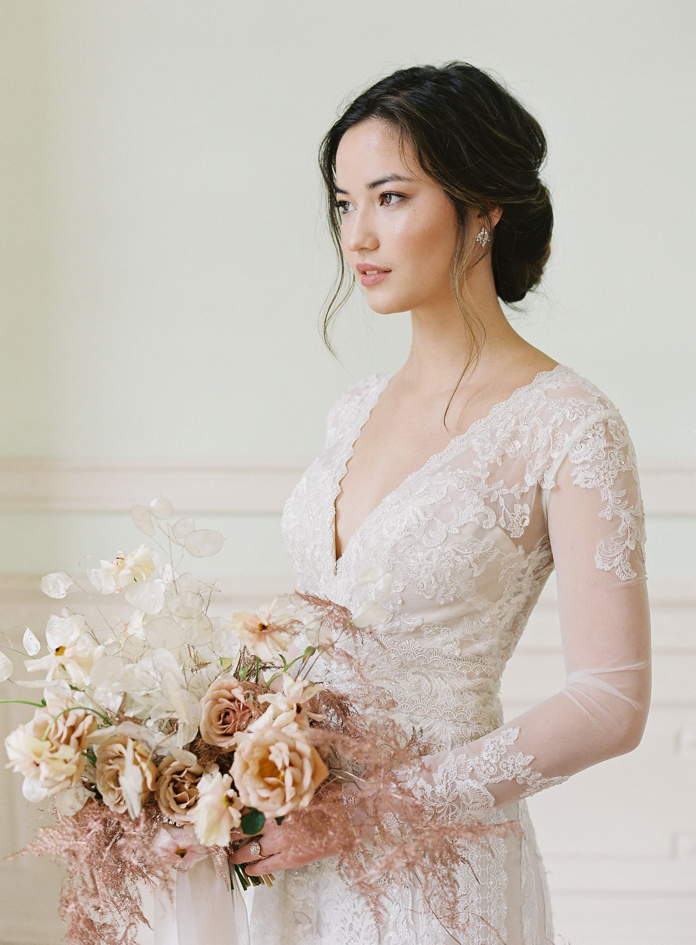 Romance Inspired By Melissa Sweet Wedding Dresses From David S Bridal Once Wed