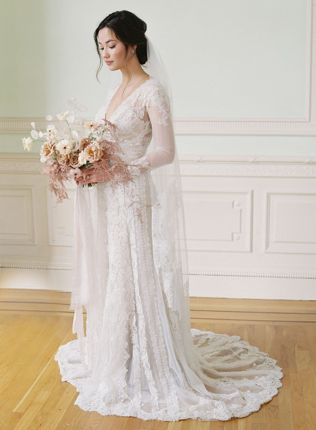 Romance Inspired by Melissa Sweet Wedding Dresses from David's ...