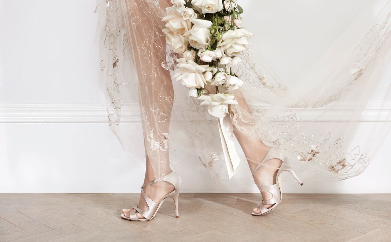 57bb88de0af Consider These Things Before Picking Your Wedding Shoe - Once Wed