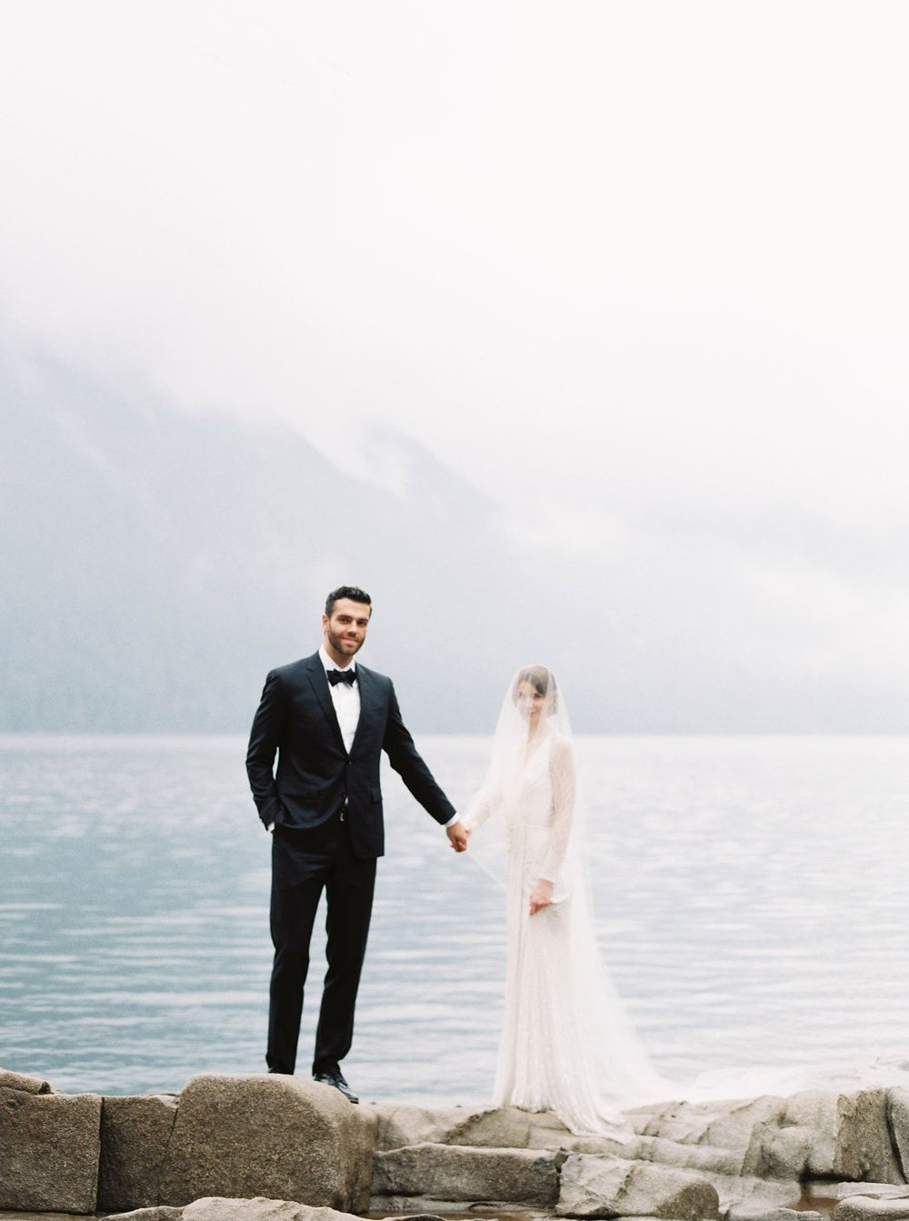 Ethereal Scenery Of British Columbia Is Perfect Wedding Backdrop