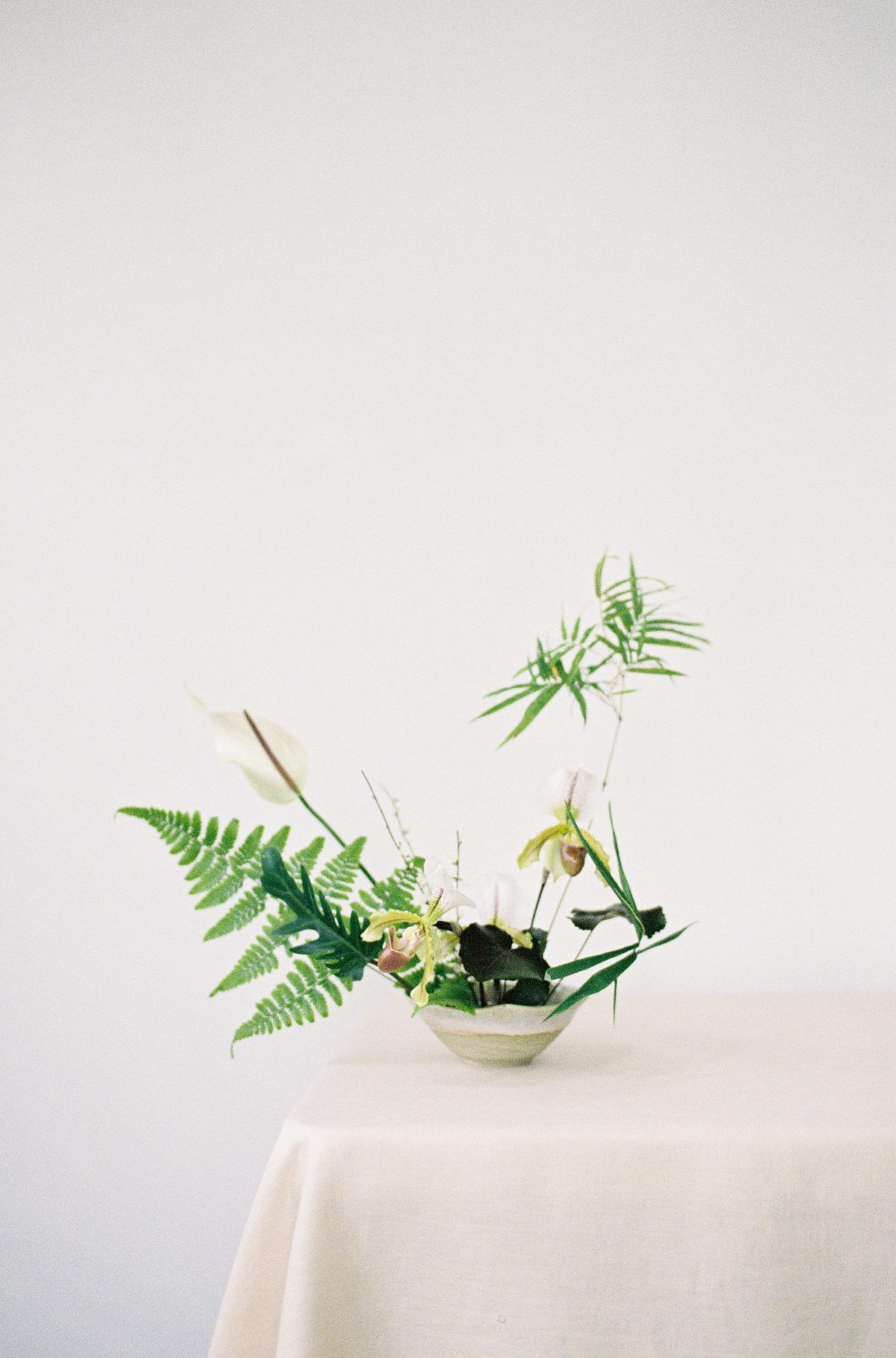 199Singapore Tropical Ikebana Editorial Photography