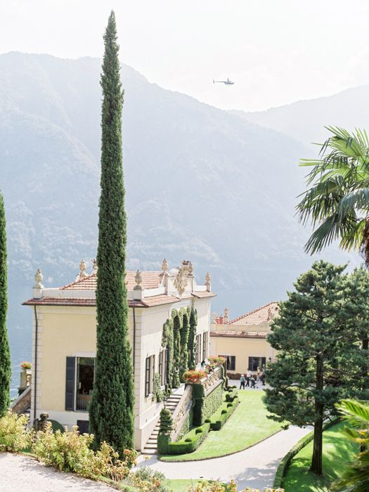 A European Couple Hosts A Destination Wedding In Italy