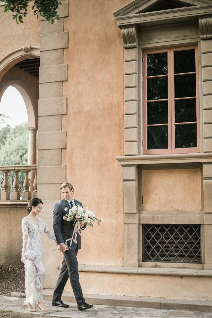Elopement Inspiration From Sunny California