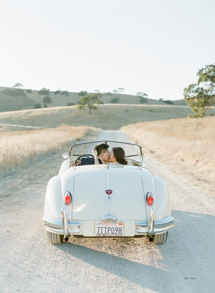 Couple Travels From Hong Kong To The Hills of San Francisco To Celebrate Their Engagement