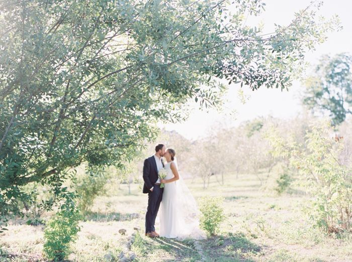 Sunlit Outdoor Wedding and Reception in Sonoma Valley