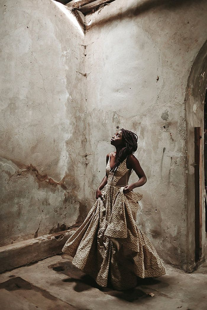 Moody Winter Wedding Inspiration From South Africa