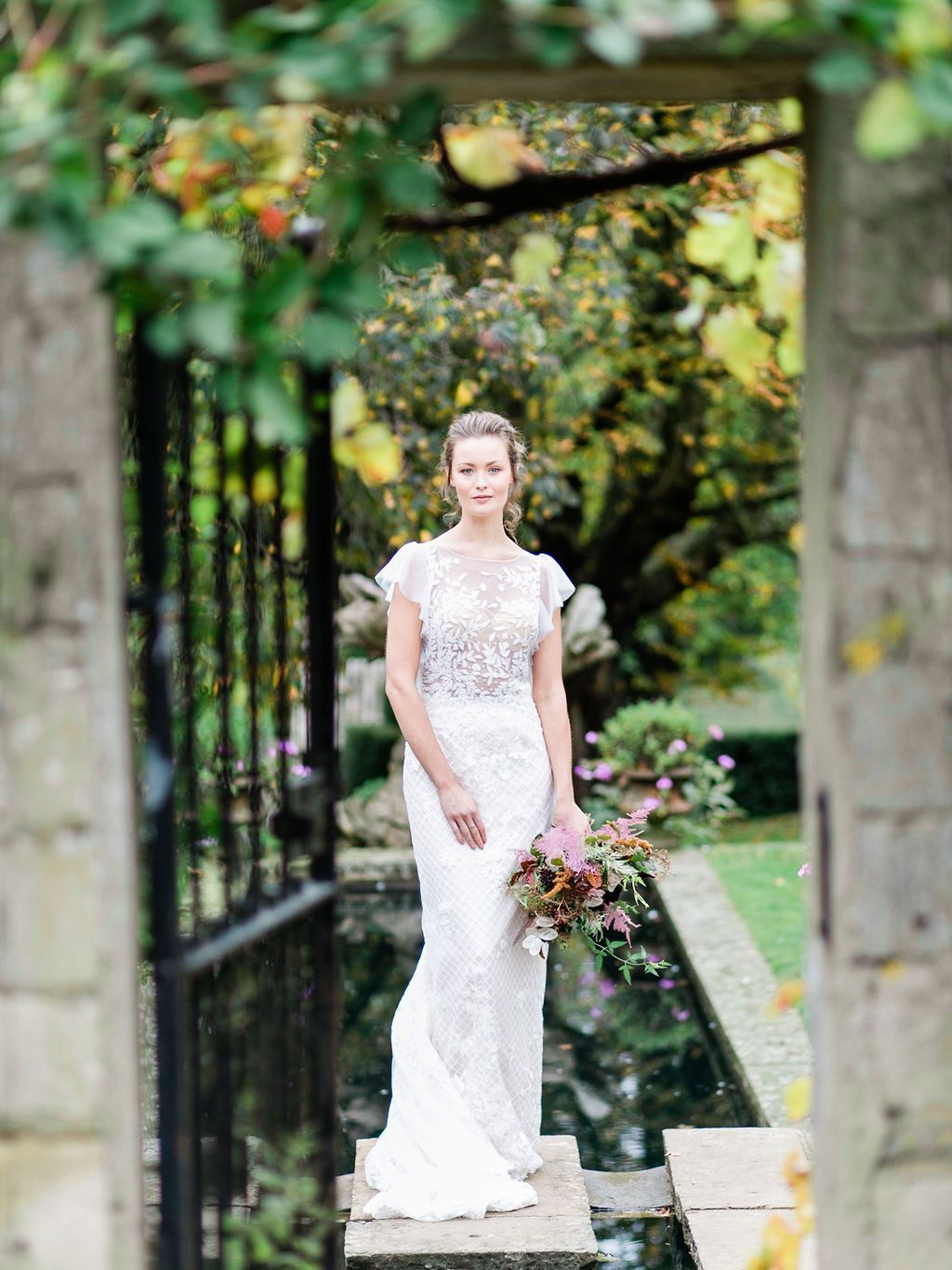 Bridal Styled Shoot at The Lost Orangery -111