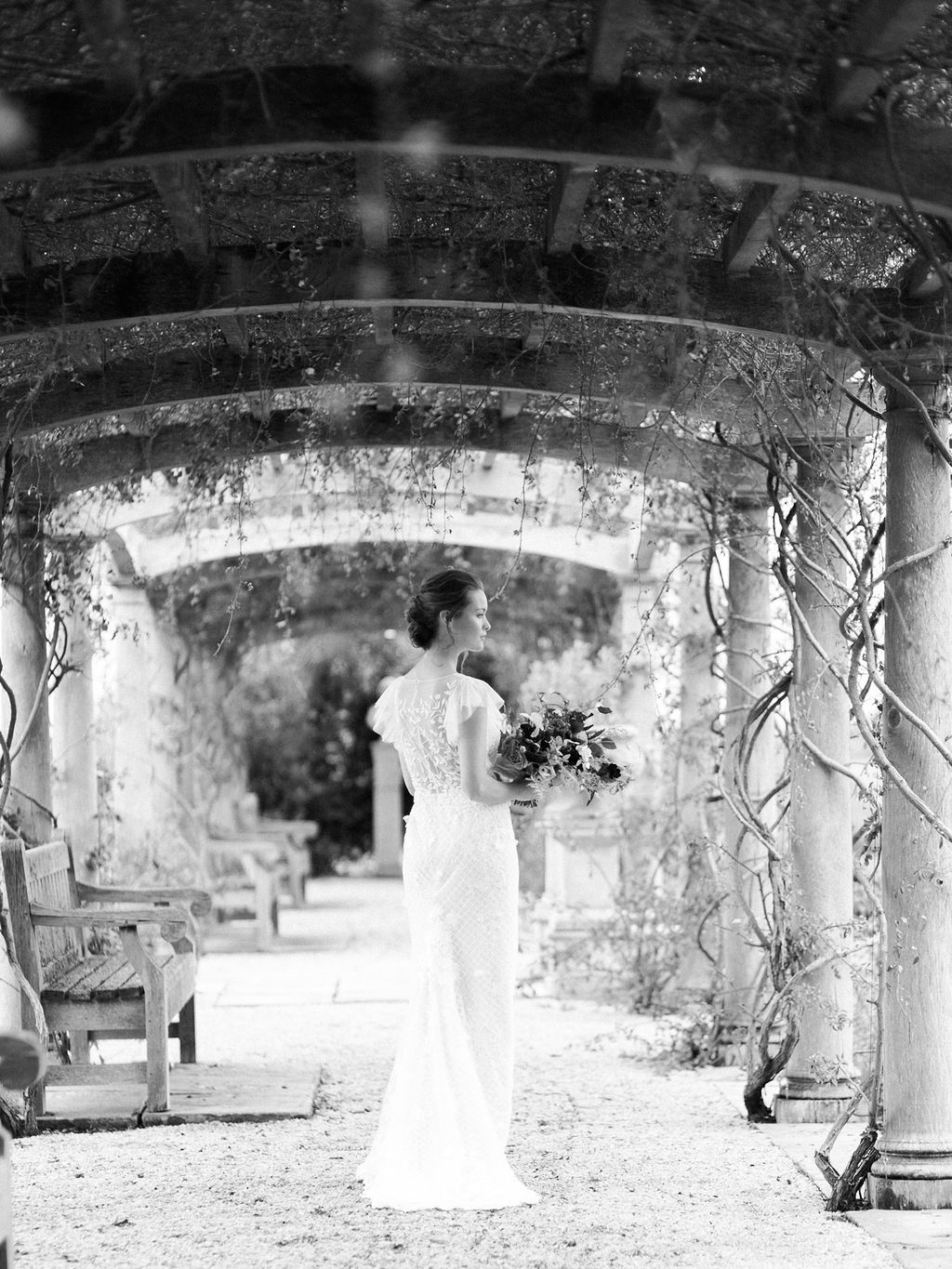 Bridal Styled Shoot at The Lost Orangery -113