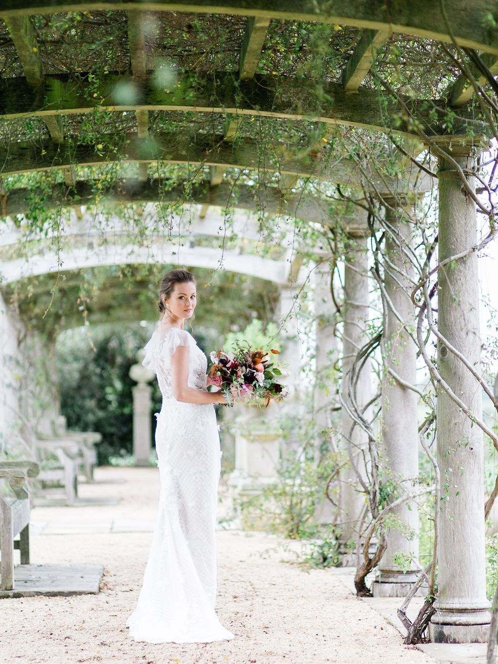 Bridal Styled Shoot at The Lost Orangery -114