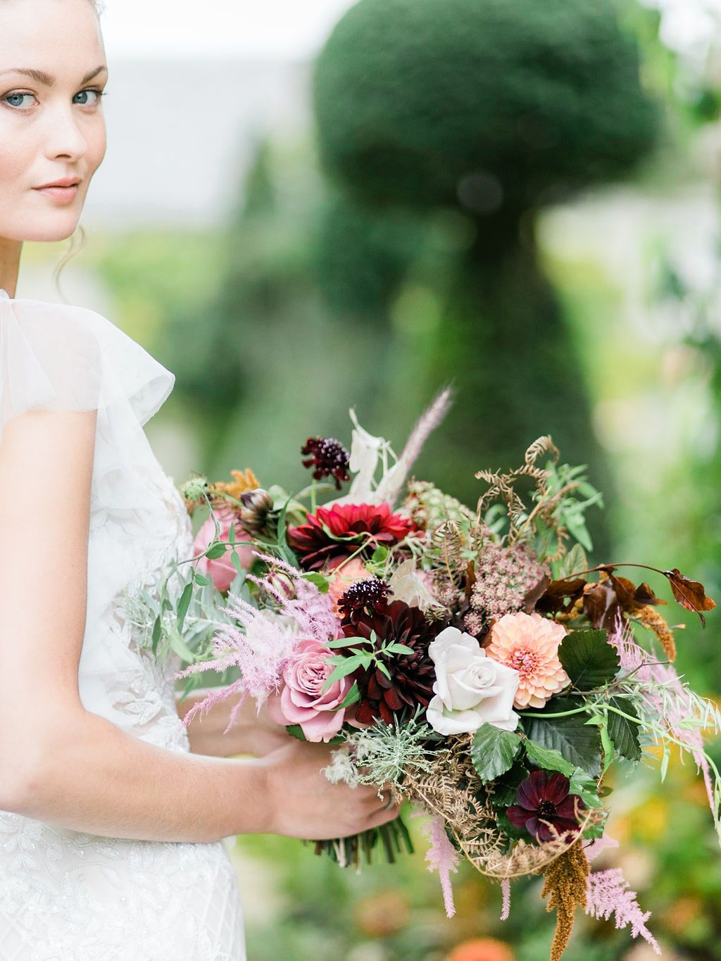 English Country Estate Bridal Styled Shoot by Jade Osborne Photography