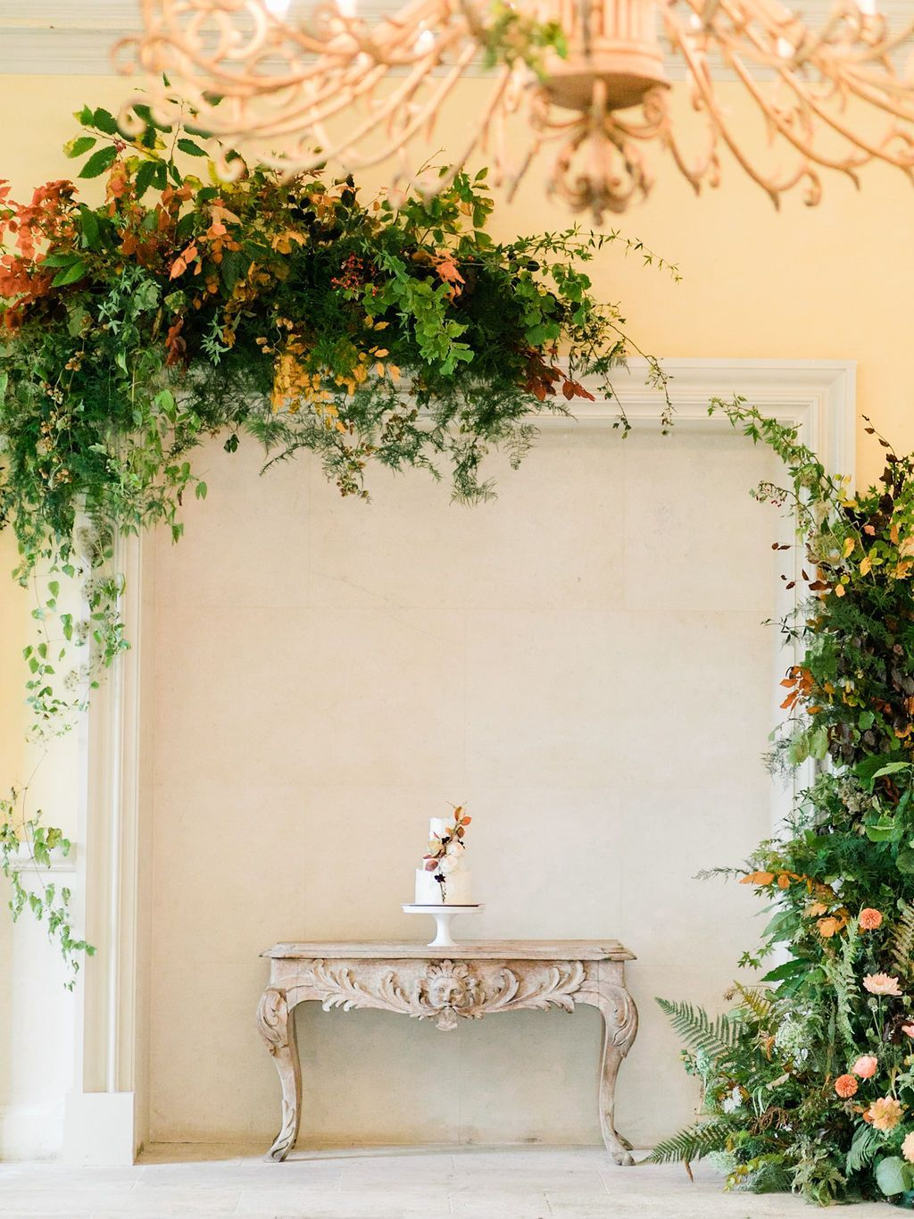 Bridal Styled Shoot at The Lost Orangery -118