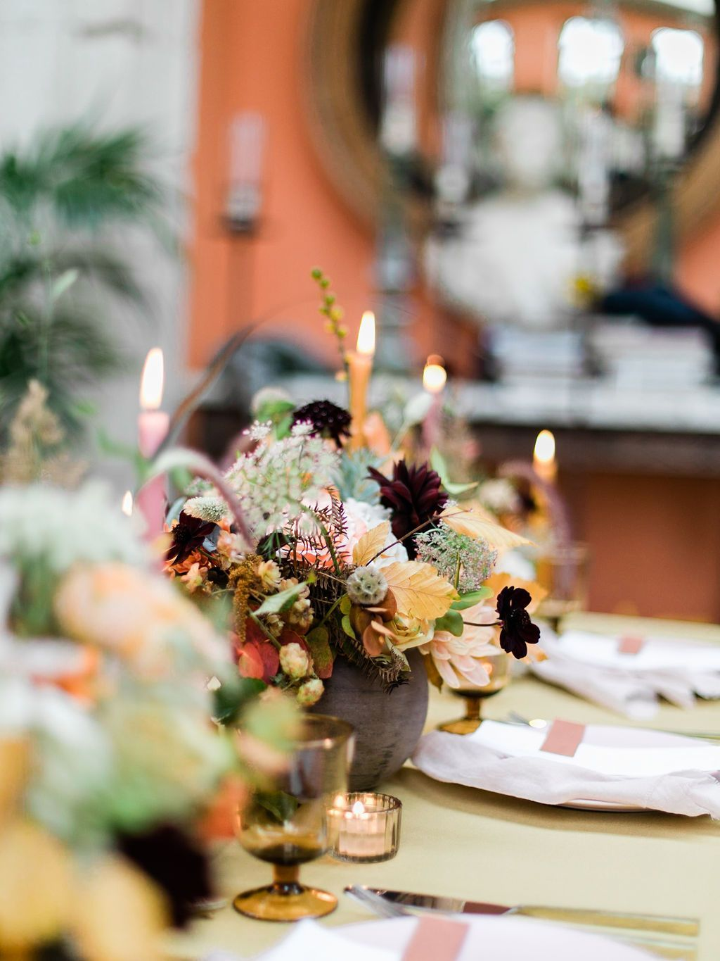 Bridal Styled Shoot at The Lost Orangery -122
