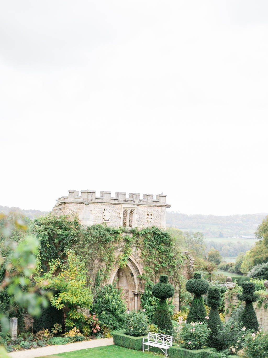 Bridal Styled Shoot at The Lost Orangery -124