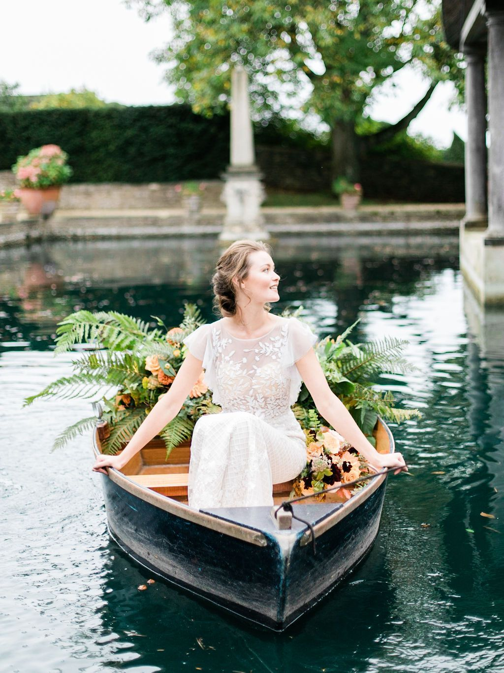 Bridal Styled Shoot at The Lost Orangery -128