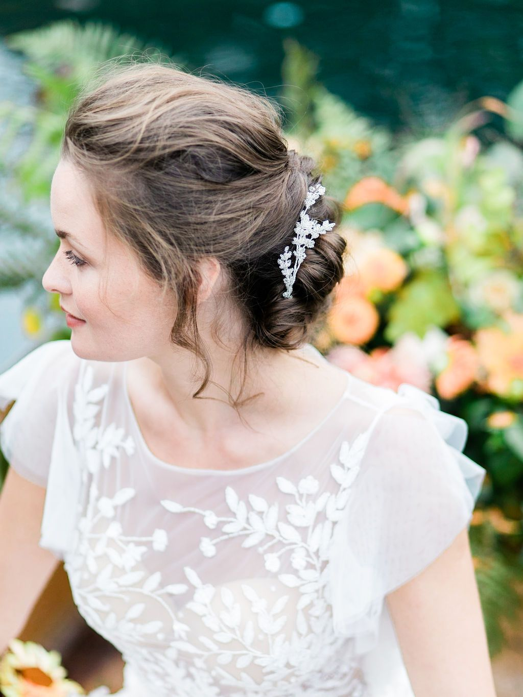 Bridal Styled Shoot at The Lost Orangery -130