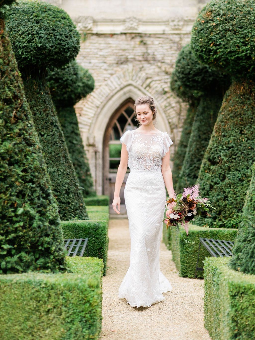 Bridal Styled Shoot at The Lost Orangery -14