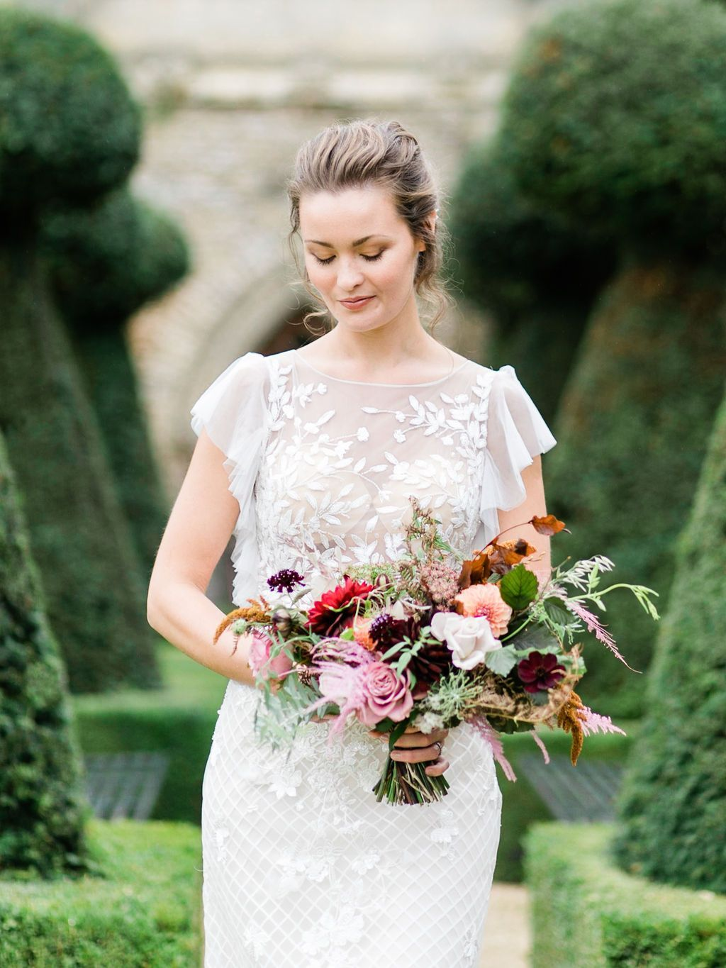 Bridal Styled Shoot at The Lost Orangery -15