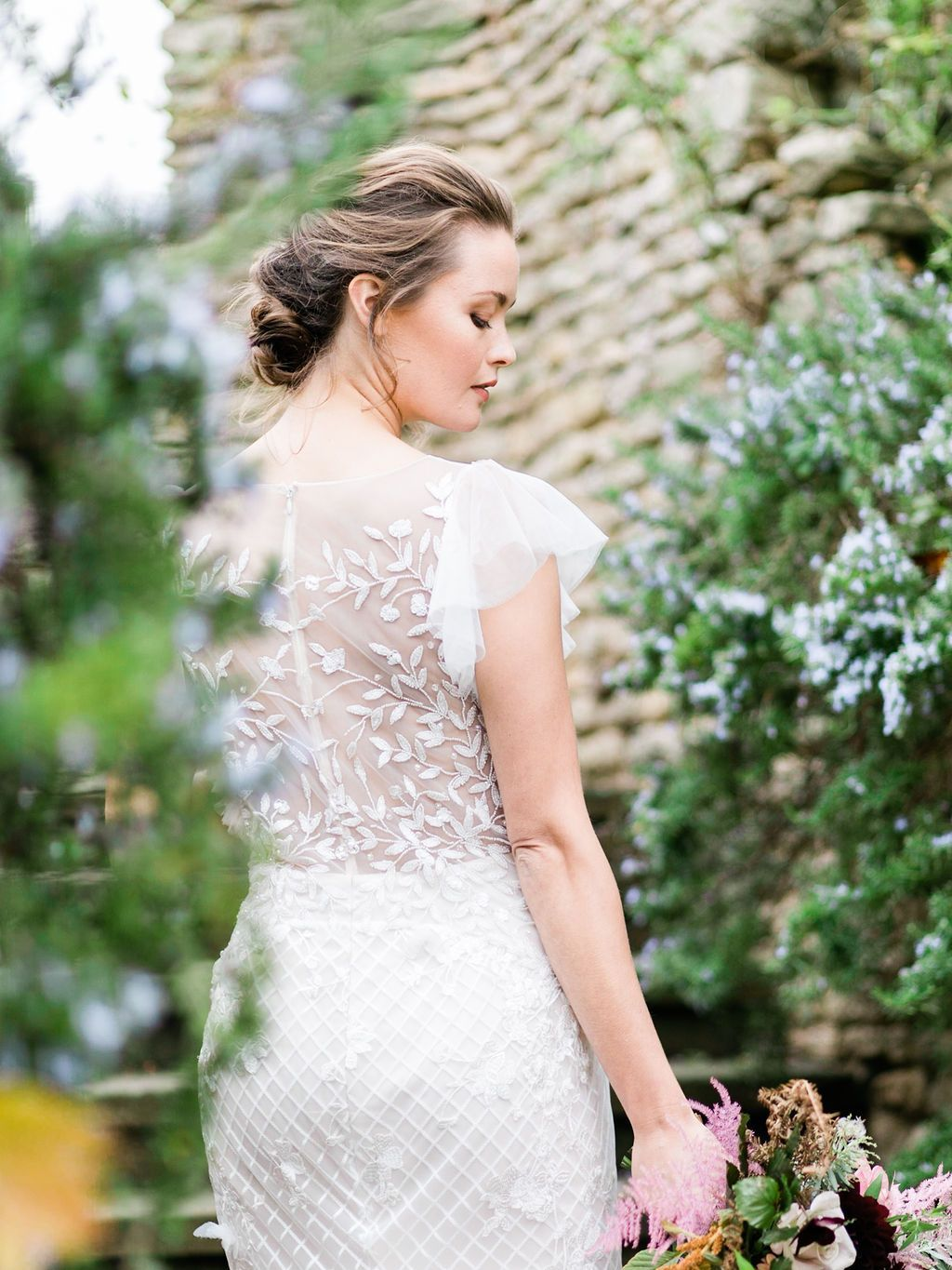 Bridal Styled Shoot at The Lost Orangery -19