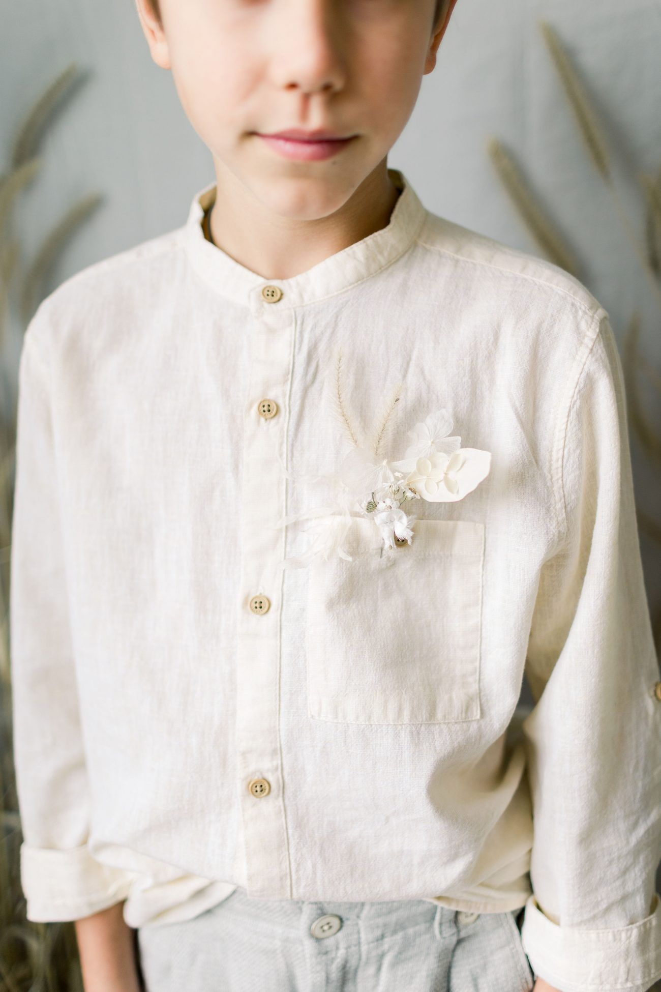 Emily-Michelson-Modern-Wedding-Dress-Children-Little-Groomsmen-03