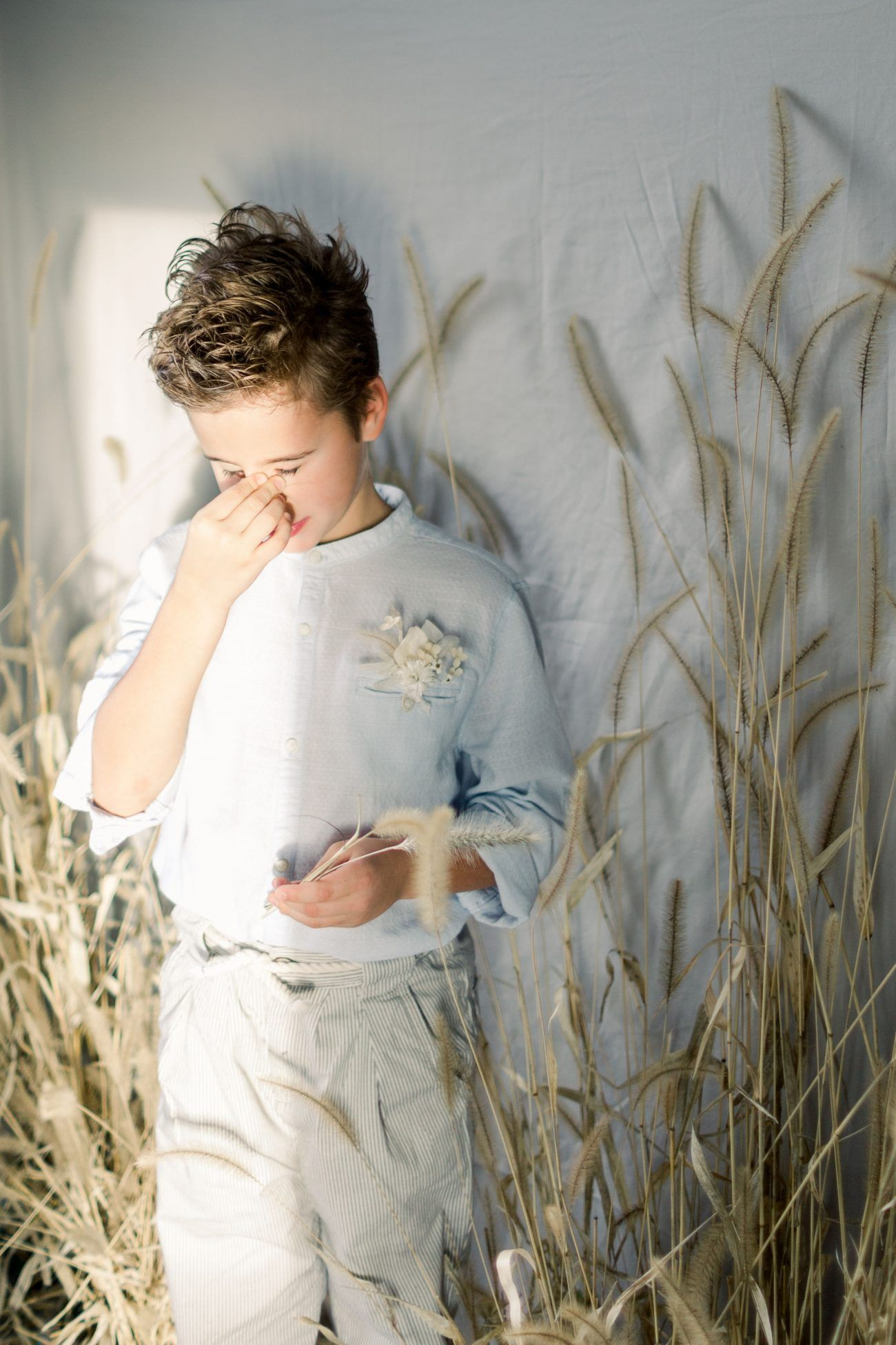 Emily-Michelson-Modern-Wedding-Dress-Children-Little-Groomsmen-10